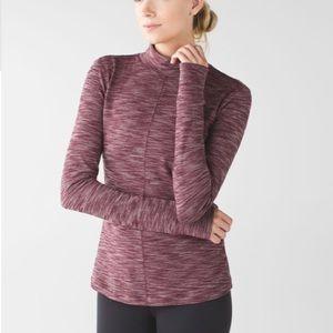 Lululemon athletica &go Take-Off long sleeve top